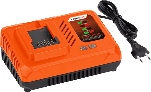 Powerplus Dual Power Acculader 20 - 40V Main Image