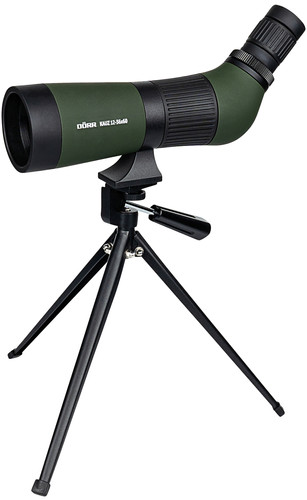 Dörr Kauz Zoom Spotting Scope 12-36x60 + Statief Main Image