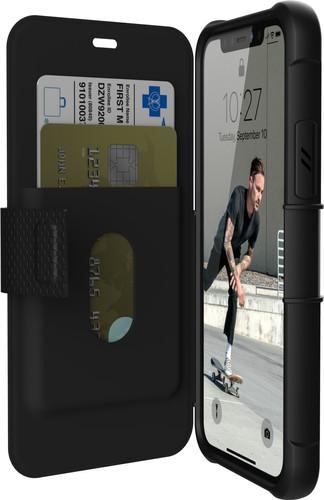 UAG Metropolis Apple iPhone 11 Pro Book Case Zwart Main Image