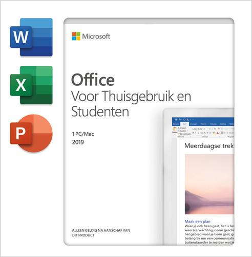 Microsoft Office 2019 NL Thuisgebruik en Studenten Main Image