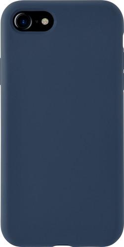 Azuri Apple iPhone SE 2/8/7/6/6s Back Cover Silicone Blue Main Image