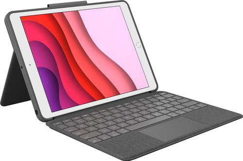 Logitech Combo Touch Apple iPad (2019/2020) Toetsenbord Hoes AZERTY Main Image