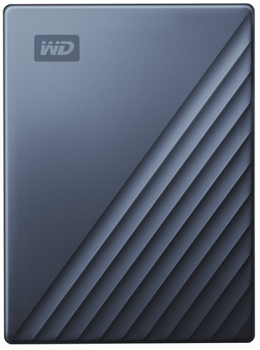 WD My Passport Ultra 5TB Blue Main Image