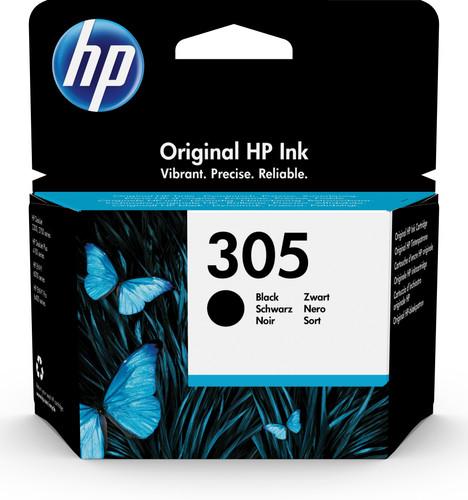 HP 305 Cartridge Zwart Main Image