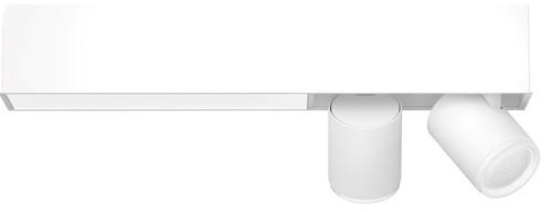 Philips Hue Centris opbouwspot White & Color 2-lichts Wit - rechthoekig Main Image