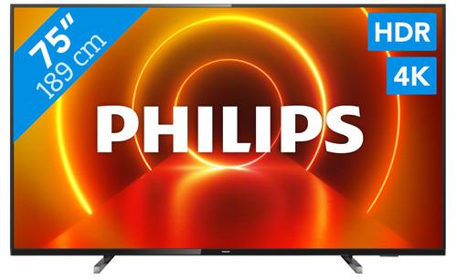 Philips 75PUS7805 - Ambilight (2020) Main Image