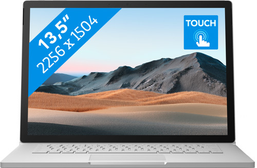 "Microsoft Surface Book 3 - 13"" - i7 - 16 GB - 256 GB FR Azerty Main Image"