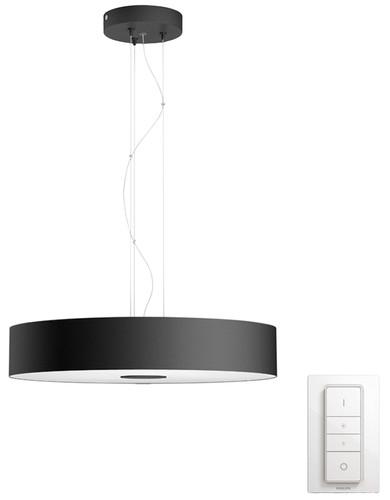 Philips Hue Fair Suspension White Ambiance Bluetooth Noir Main Image