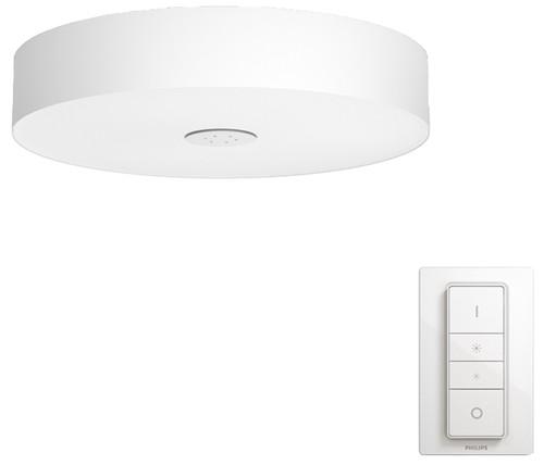 Philips Hue Fair plafondlamp White Ambiance Bluetooth Wit Main Image