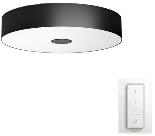 Philips Hue Fair plafondlamp White Ambiance Bluetooth Zwart Main Image