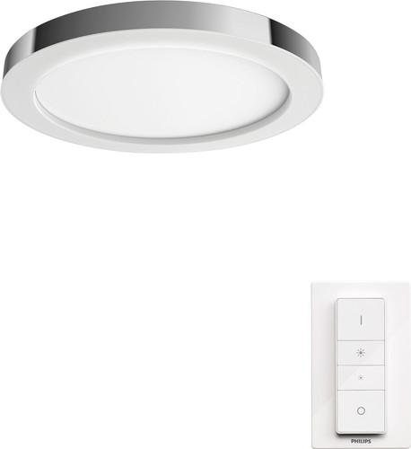Philips Hue Adore badkamerplafondlamp White Ambiance chroom Main Image
