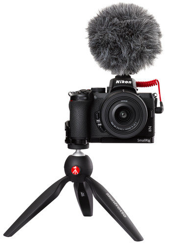 Nikon Z50 Kit Vlogueur Main Image
