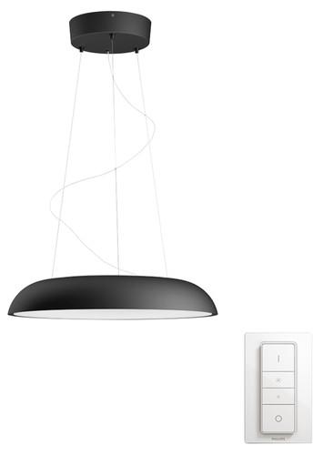 Philips Hue Amaze Suspension White Ambiance Noir Main Image