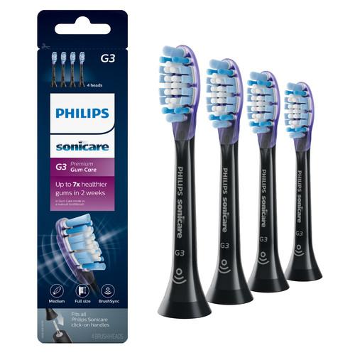 Philips Sonicare Premium Gum Care HX9054/33 (4 stuks) Main Image