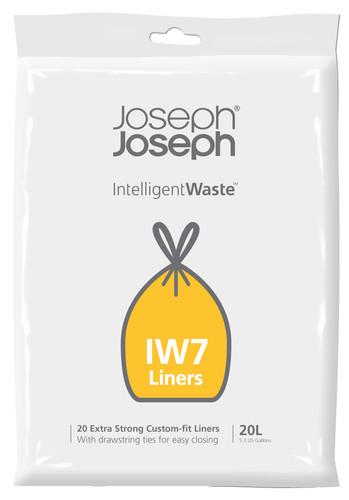 Joseph Joseph Intelligent Waste Sacs Poubelle IW7 20 Litres Rouleau (20 Pièces) Main Image