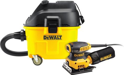 DeWalt DWE6411-QS + DeWalt DWV901L-QS Main Image