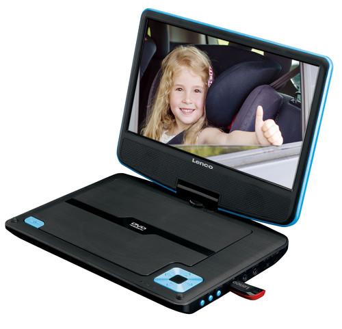 Lenco DVP-920 Blauw Main Image