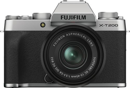 Fujifilm X-T200 Zilver + XC 15-45mm f/3.5-5.6 OIS PZ Main Image