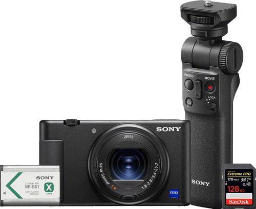 Sony ZV-1 Vlogkit Main Image