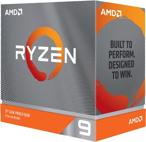 AMD Ryzen 9 3900XT Main Image