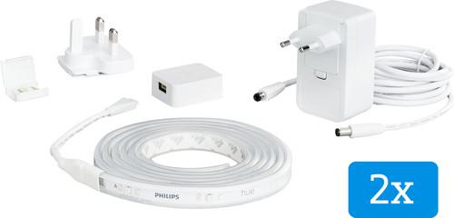 Philips Hue Lightstrip Plus White & Color Bluetooth 2x2m Basisset Main Image