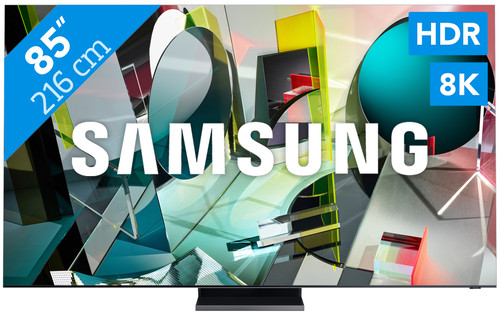 Samsung QLED 8K 85Q950TS (2020) Main Image