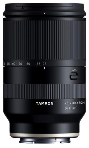Tamron 28-200mm F/2.8-5.6 Di III RXD Sony FE Main Image