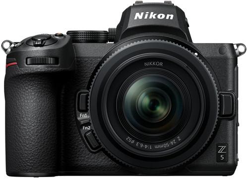 Nikon Z5 + Nikkor Z 24-50mm f/3.5-6.3 Main Image