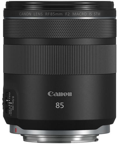 Canon RF 85mm f/2 Macro IS STM Main Image