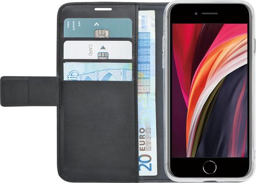 Azuri Wallet Apple iPhone SE 2/8/7 Book Case Black Main Image