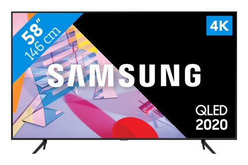 Samsung QLED 58Q60T (2020) Main Image