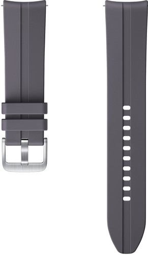 Samsung Galaxy Watch3 45mm Silicone Strap Gray 22mm Main Image