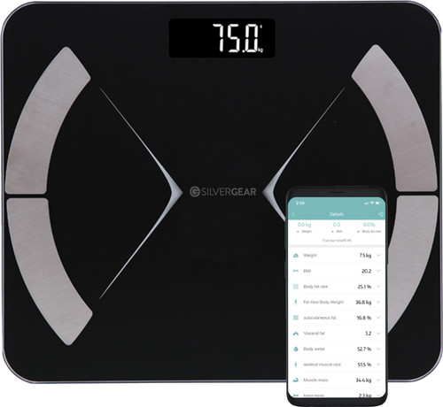 Silvergear Bluetooth Zwart Main Image