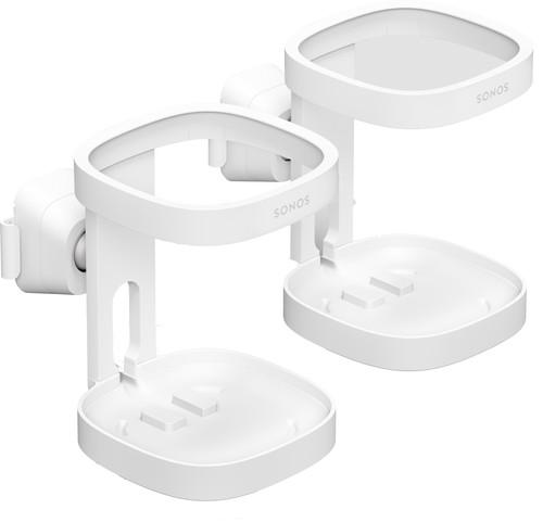 Sonos Fixation pour One/One SL Blanc Lot de 2 Main Image