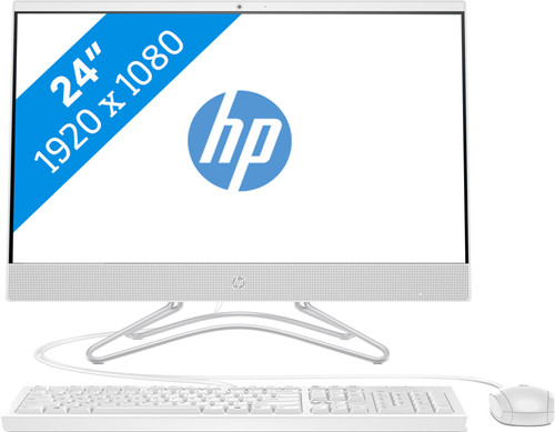 HP 24-df0008nb All-in-One Azerty Main Image