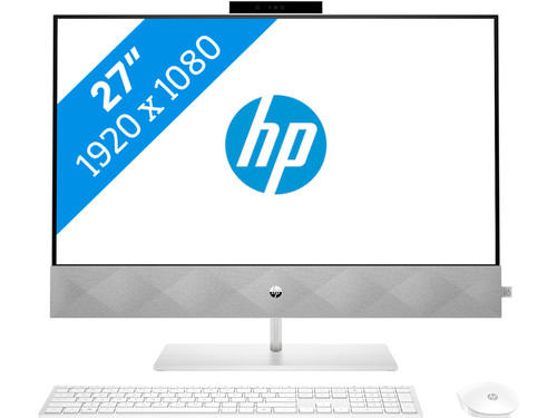 HP Pavilion 27-d0015nb All-in-One Azerty Main Image