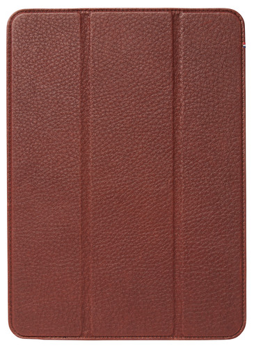 Decoded Apple iPad Pro 11 inches Book Case Leather Brown Main Image