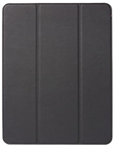 Decoded Apple iPad Pro 12,9 inch (2020)/(2018)  Book Case Leer Zwart Main Image