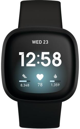 Fitbit Versa 3 Noir Main Image
