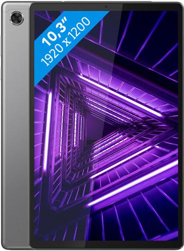 Lenovo Smart Tab M10 Plus (2de generatie) 128 GB Wifi Grijs + Laadstation Main Image