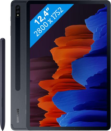 Samsung Galaxy Tab S7 Plus 256 Go Wi-Fi + 5G Noir Main Image