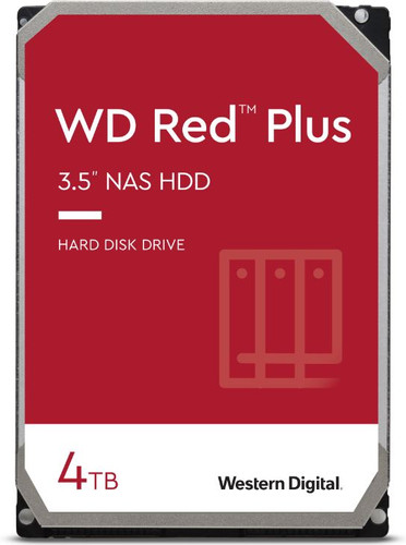WD Red Plus 4TB Main Image