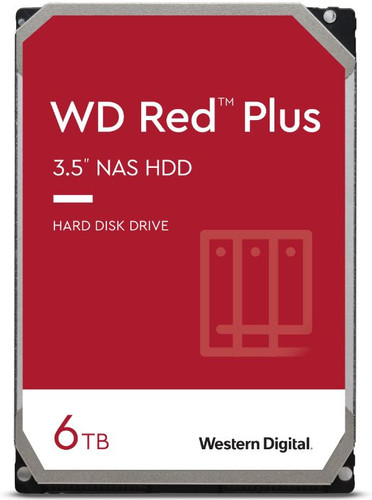 WD Red Plus 6 To Main Image