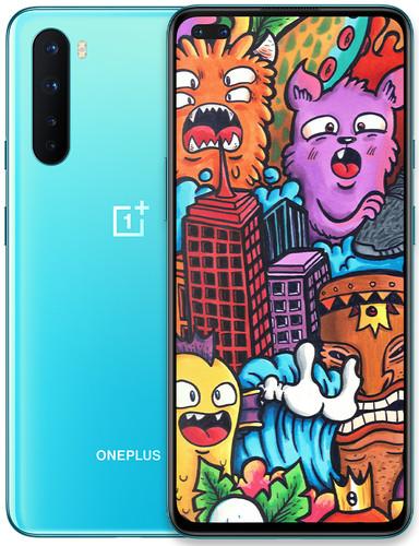 OnePlus Nord 128GB Blauw 5G Main Image