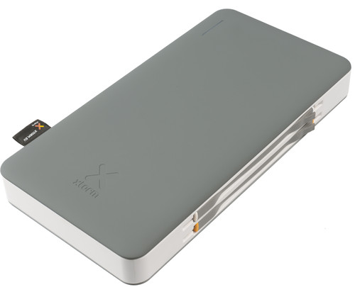 Xtorm Voyager Powerbank 26.000 mAh met Power Delivery en Quick Charge Grijs Lightning Main Image
