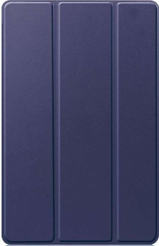 Just in Case Tri-Fold Samsung Galaxy Tab A7 (2020) Book Case Blue Main Image