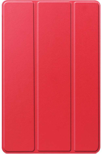 Just in Case Tri-Fold Samsung Galaxy Tab A7 (2020) Book Case Red Main Image