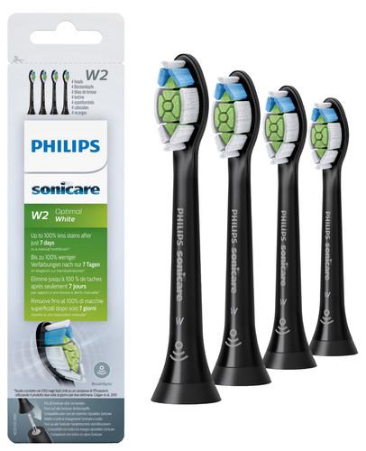 Philips Sonicare Optimal White Standaard HX6064/11 (4 stuks) Main Image