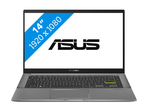 Asus VivoBook S14 S433JQ-AM143T-BE AZERTY Main Image
