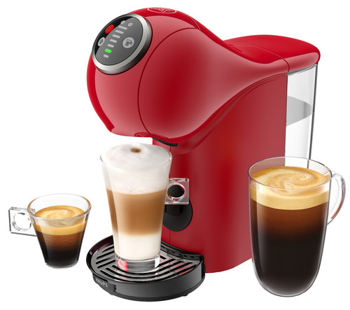 Krups Dolce Gusto Genio S Plus KP3405 Red Main Image